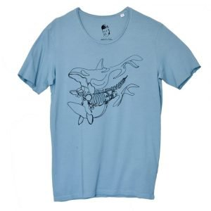 Ballena rara Telalibre Camisa