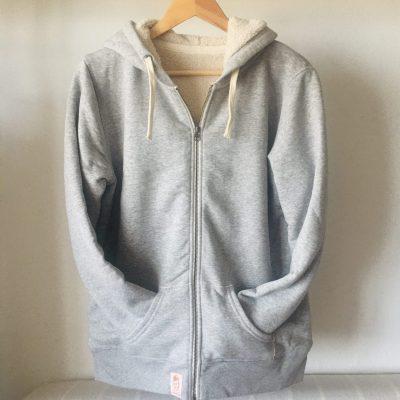Eco Hoodie gris